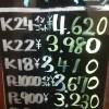 \金プラチナお買取り相場更新!4月は上昇スタート/
