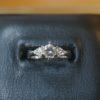 Pt900 ダイヤリングを高価買取りさせていただきました!