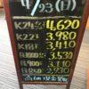 本日は、日曜日の為貴金属相場の更新はありません!高価買取りは大阪屋!