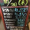 \10/26 本日の貴金属相場が変動致しました!高価買取りは大阪屋!/