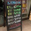 <5/26>高価買取の大阪屋!本日の金プラチナ買取価格をお知らせします!