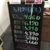 <5/29>高価買取の大阪屋!本日の金プラチナ買取価格をお知らせします!