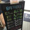 <8/20>高価買取の大阪屋!本日の金プラチナ買取価格をお知らせします!