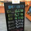 <8/23>高価買取の大阪屋!本日の金プラチナ買取価格をお知らせします!