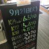 <9/21>高価買取の大阪屋!本日の金プラチナ買取価格をお知らせします!